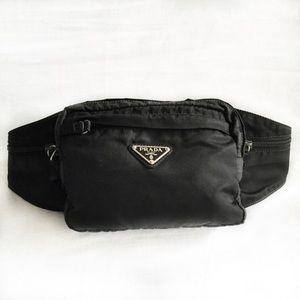 972db10ddbbf Prada Bags | Tessuto Montagne Waist Bag | Poshmark